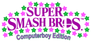 0.0.Super Smash Bros Computerboy Edition Logo