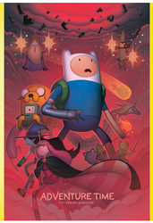 Adventure Time Come Along With Me
