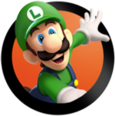 MHWii Luigi icon.