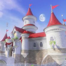 Peach's Castle SMBH