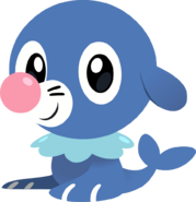 Popplio - Pokemon Playhouse