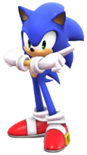 Sonic (Credit to who ever published this,I can't find the origanal one.)