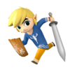 Toon-Link 0000s 0000 blue