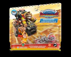 Turbo Charge Donkey Kong Box