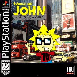 WOJLINWC PlayStation NTSC cover art