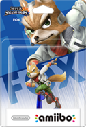 Amiibo - SSB - Fox - Box