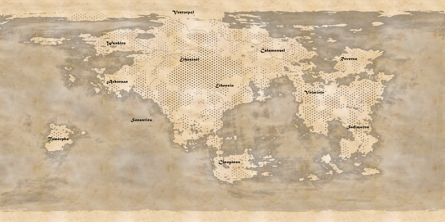 Improved - WIP Placeholder Map