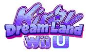Kirby Dreamland Wii U Logo 2