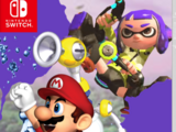 Mario+Splatoon: Kingdom Splat