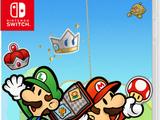 Paper Mario: Sticker Star (Nintendo Switch)