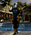 (Metal Gear Solid)Gray fox. Png