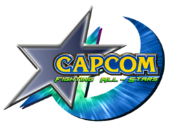 CapcomFightingAllStarsLogo