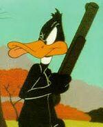 Daffy Duck gun