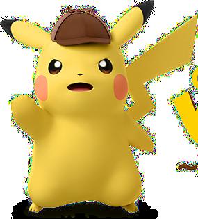 Detective Pikachu Fantendo Nintendo Fanon Wiki Fandom