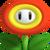 Fire Flower Spirit Icon SSBE