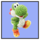 JSSB character preview icon - Yarn Yoshi