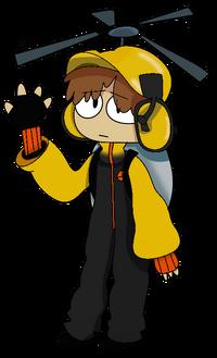 Mechariah (Rocket Riley)