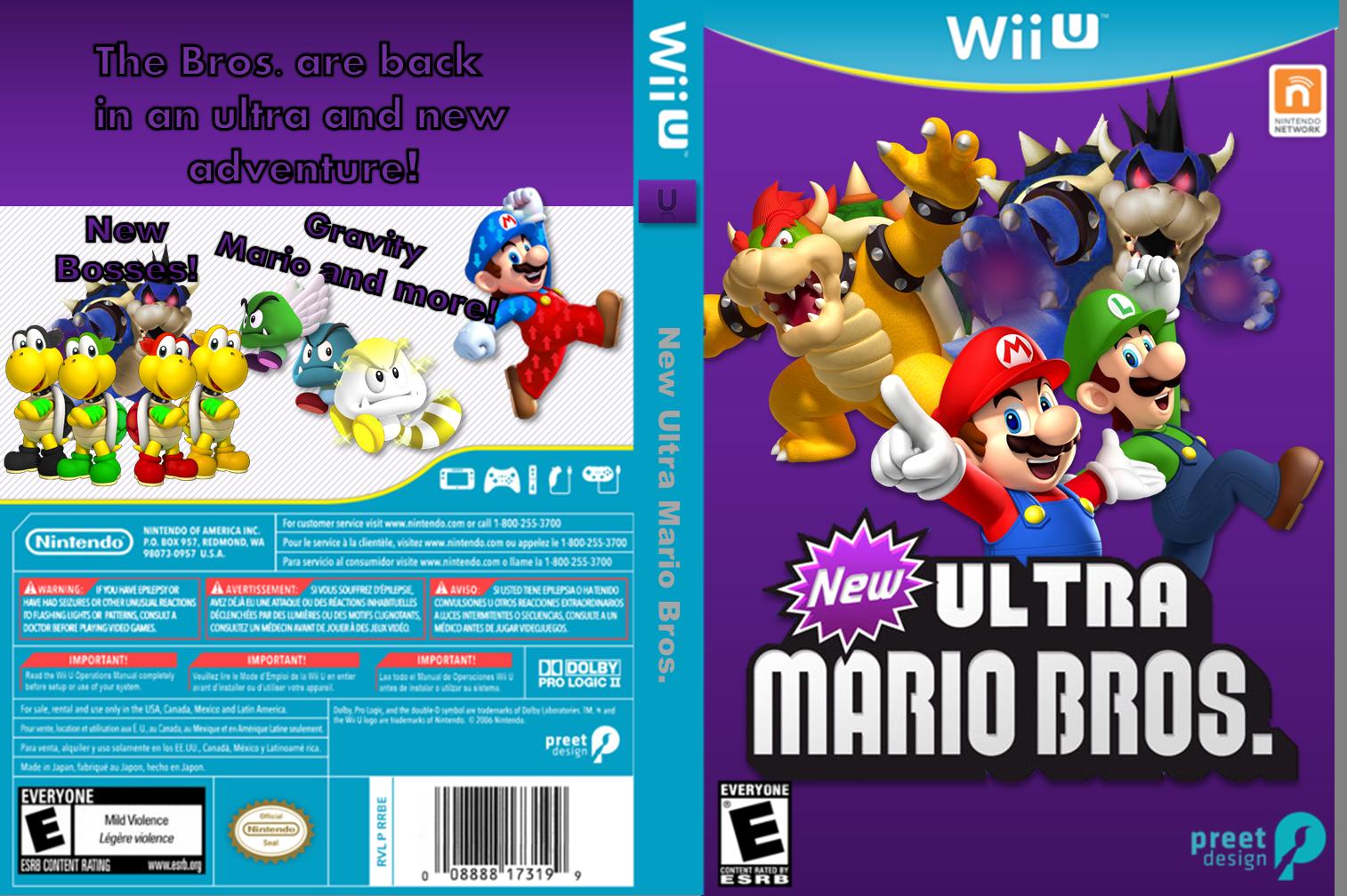 List Of Super Mario Games For Wii U Fandifavi Com
