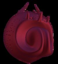 Reddy Spiky Monster