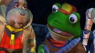 Star Fox Adventures - Ending cutscenes (Full HD)-screenshot