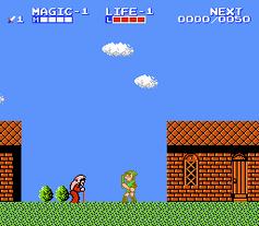 Zelda II - The Adventure of Link 1