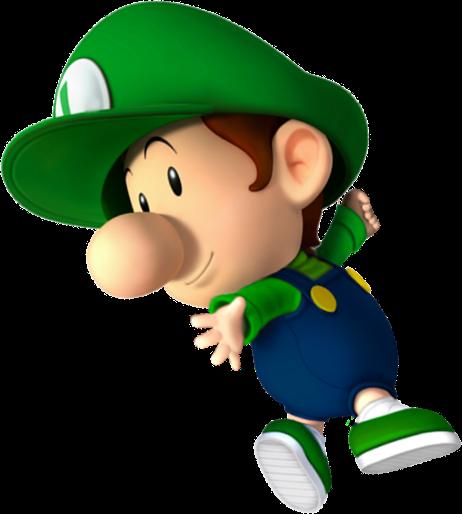 Baby Luigi Fantendo Nintendo Fanon Wiki Fandom