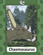 Chasmosaurus-card-dtcg