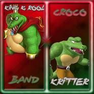 Croco Band SR