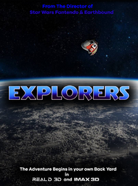 Explorers 2020 teaser poster