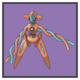 JSSB character preview icon - Deoxys