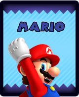 MKThunder-Mario