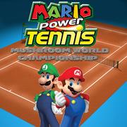 Mario Power Tennis Mushroom World Championship
