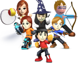 Mii Fighters (SSB)