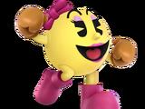 Ms. Pac-Man (Galactic Battle)