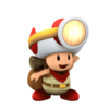 Captain toad transparent by mach 7-d9h8jcl