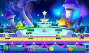 Fountain of Dreams Kirby the Fighters 2