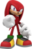 Knuckles the Echidna (Multiverse Mash-Up)