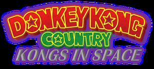 Kongs in Space Logo