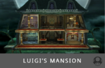 Luigi's Mansion SSBA
