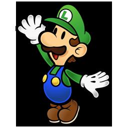 File:Luigi paper mario kart.png