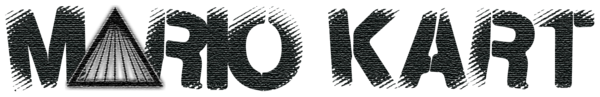 Mario Kart Pacifico Logo