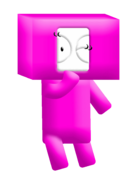 PinkHood'em3D