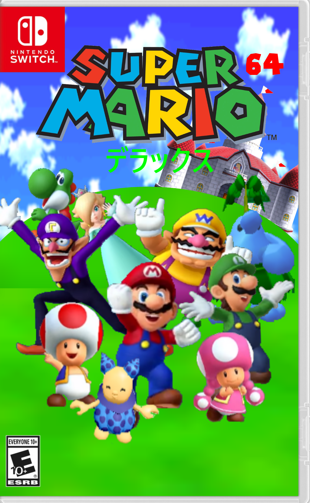 Most Design Ideas Super Mario 64 Start Pictures, And