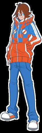 Tai Z. Takara - Character art 2020 (No Shading)