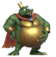 2.3.King K.Rool patting his Belly