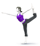 ACL - SSBSwitch recolour - Wii Fit Trainer 7
