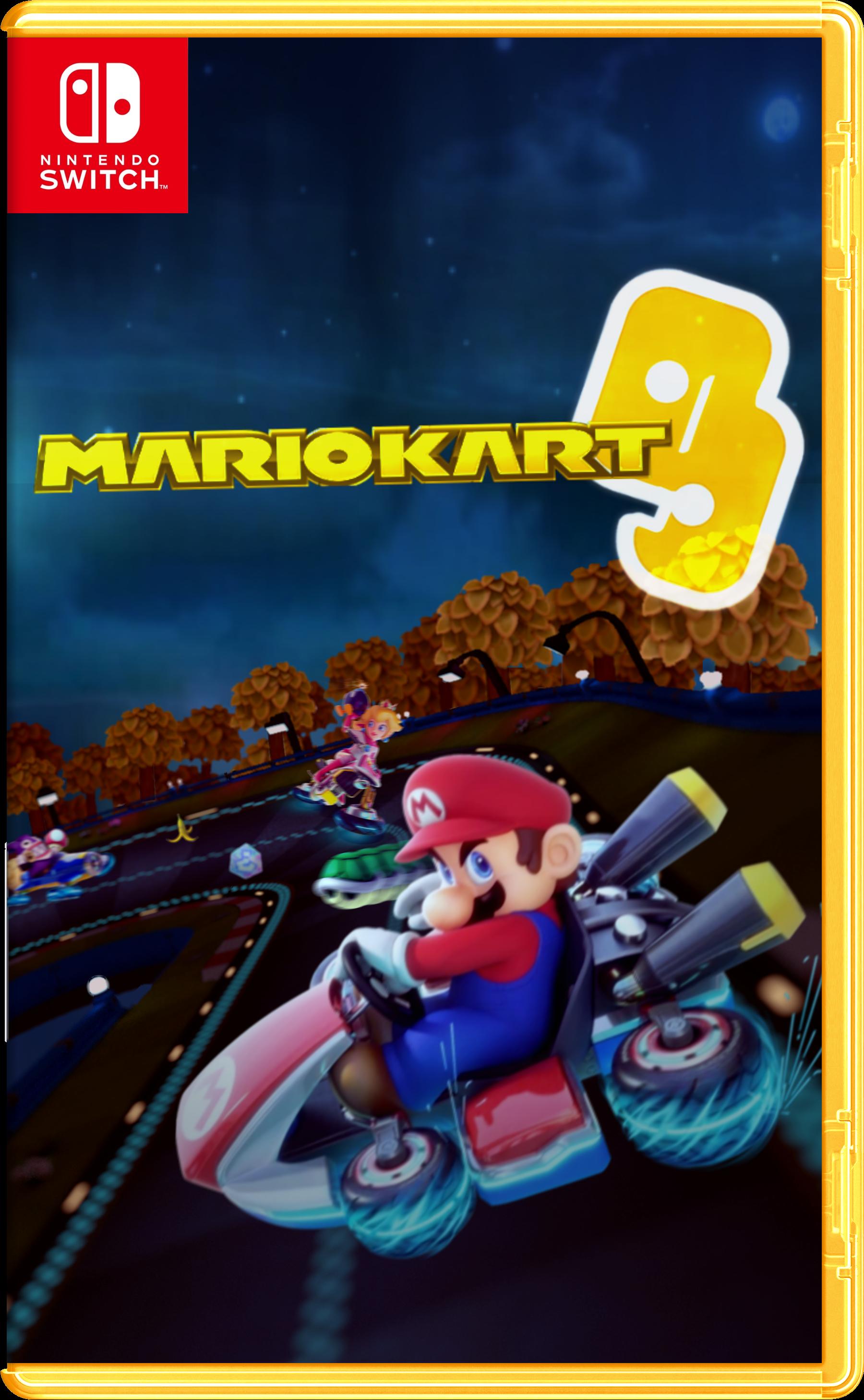 Mario Kart 9 Goldm Fantendo Nintendo Fanon Wiki Fandom