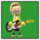 JSSB character preview icon - Mii Musician