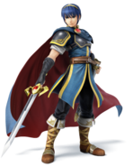 Marth Smash Bros