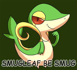 Smugleaf be smug by pace eterna-d3axhpd